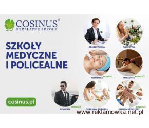 Bezpłatna szkoła Policealna COSINUS