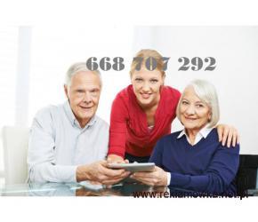 NIEMCY Opiekunki praca od ZARAZ Legalne zatrudnienie umowa,składki, 1500€ - 1900€
